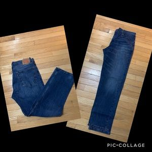 Levi's 502 Taper Jeans